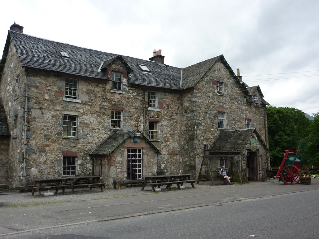 The Drovers Inn >> The Drovers Inn Inverarnan And Here Is The Drovers Inn Wh Flickr