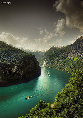 Norway - Geiranger Fjord | by Faisal!
