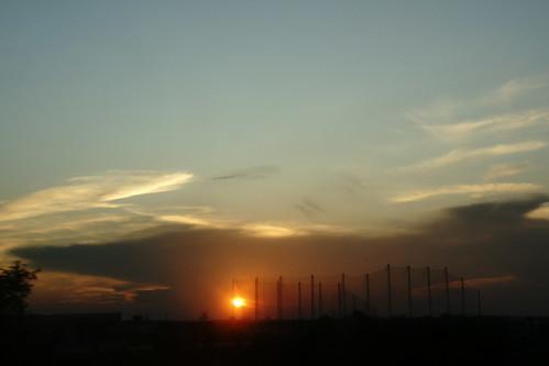 sony α 900 α900 天空 雲彩 sky cloud 日出 日落 sunrise sunset 太陽 sun 夕陽 晚霞 朝霞