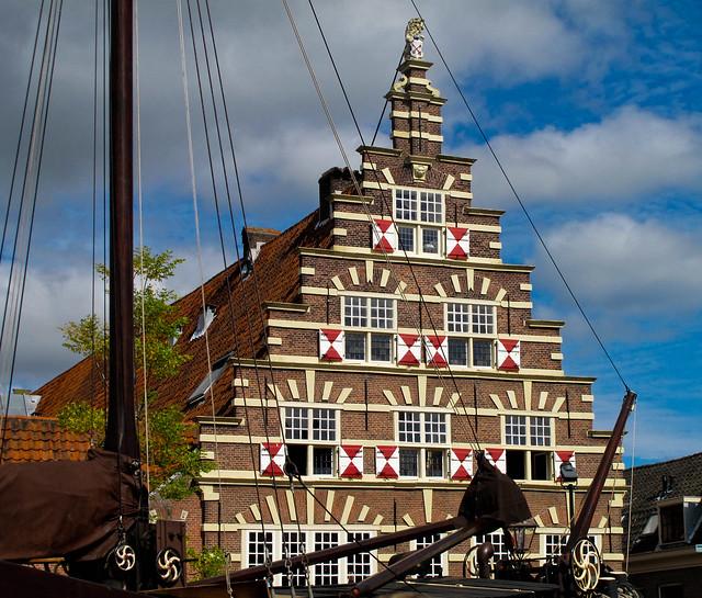 Administrative building, Leiden