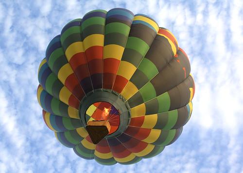 sky clouds fire nc balloon northcarolina hotairballoon multicolor statesville iredellcounty carolinaballoonfestival davidhopkinsphotography