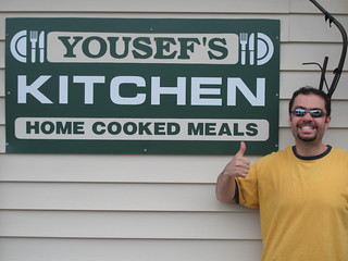 Joe Yousef At Yousef S Kitchen In Westminster South Car Flickr