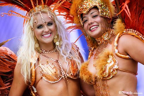 Carnaval Parade San Francisco 2009   by davidyuweb