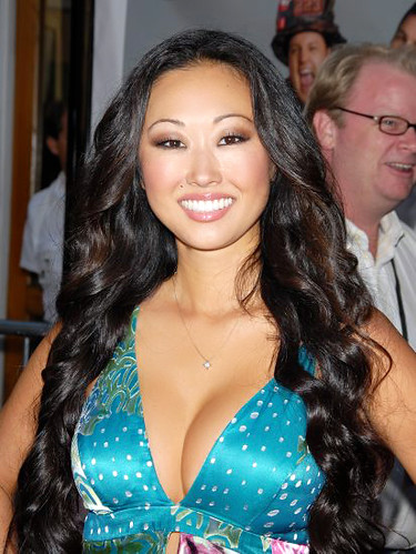 Candace Kita attends the premiere of I Now Pronounce You C
