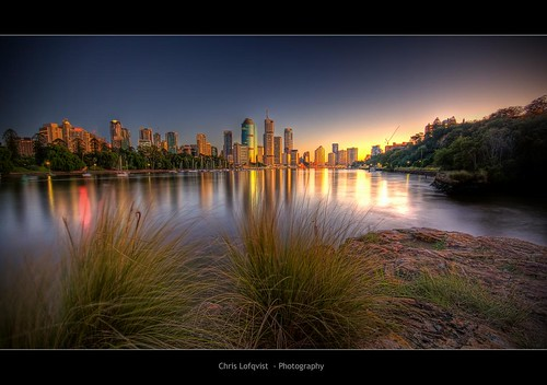 morning winter sunrise river brisbane hdr blueribbonwinner sigma1020 6exp mywinners canon400d