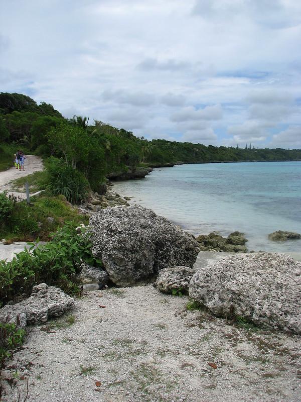 Lifou Shoreline