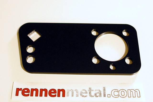 Rennenmetal Crank Pulley Tool
