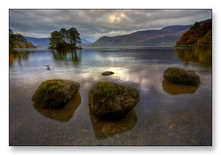 Boulders & Island at Derwent | by Mark L Edwards