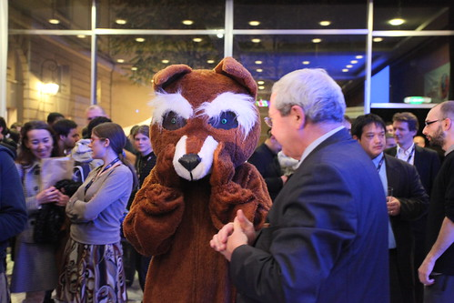 Firefox and JP Huchon | by nitot