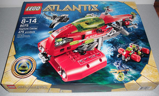 2010 LEGO Atlantis 8075 Neptune Carrier | by Mostly Bricks