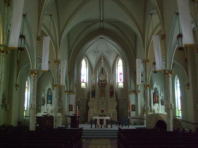 St. Mary Catholic Church, Paris, IL