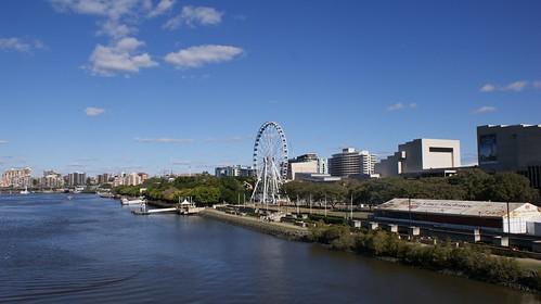 Brisbane southbank