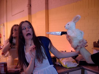 Halloween Murderous Bunny