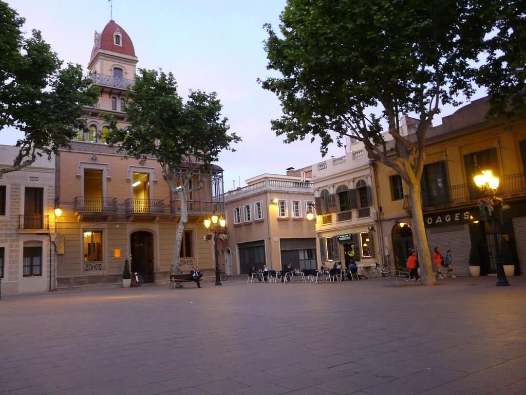 Plaza De La Concordia plaça de la concordia - barcelona   marimbajlamesa   flickr