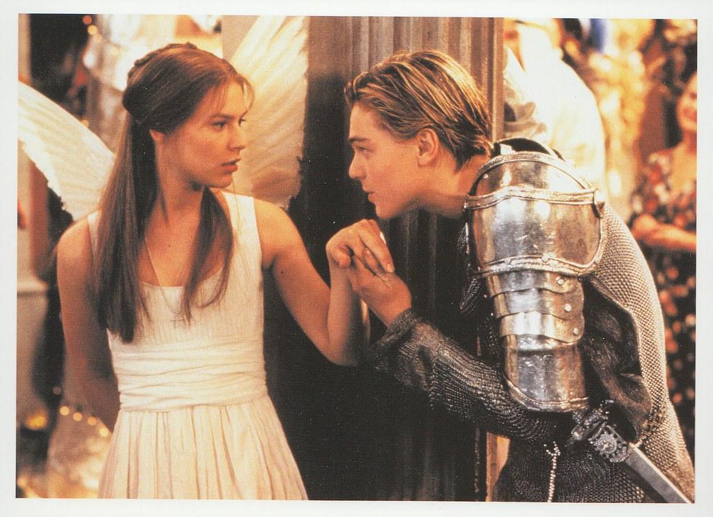 Romeo Juliet Postcard Scene From Romeo Juliet Flickr