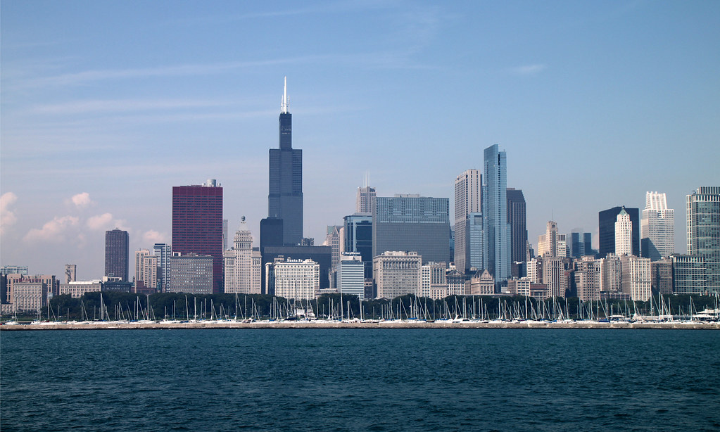 Image result for chicago skyline