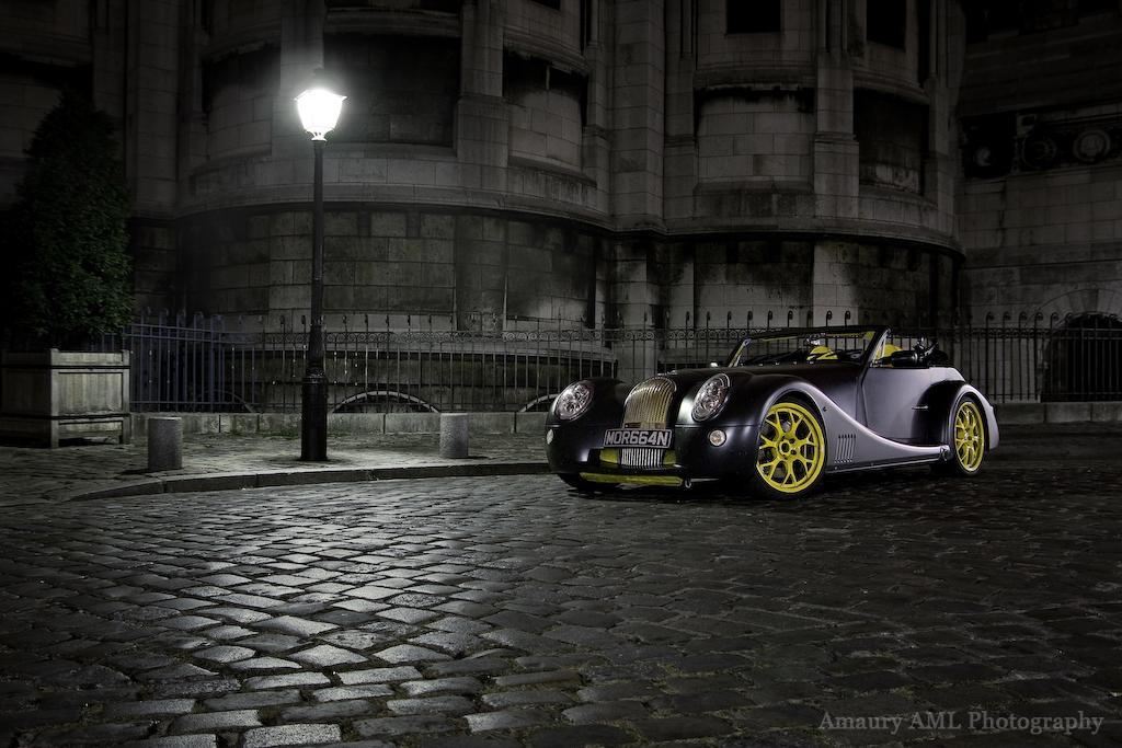 Aero 8 - Montmartre by Amaury AML
