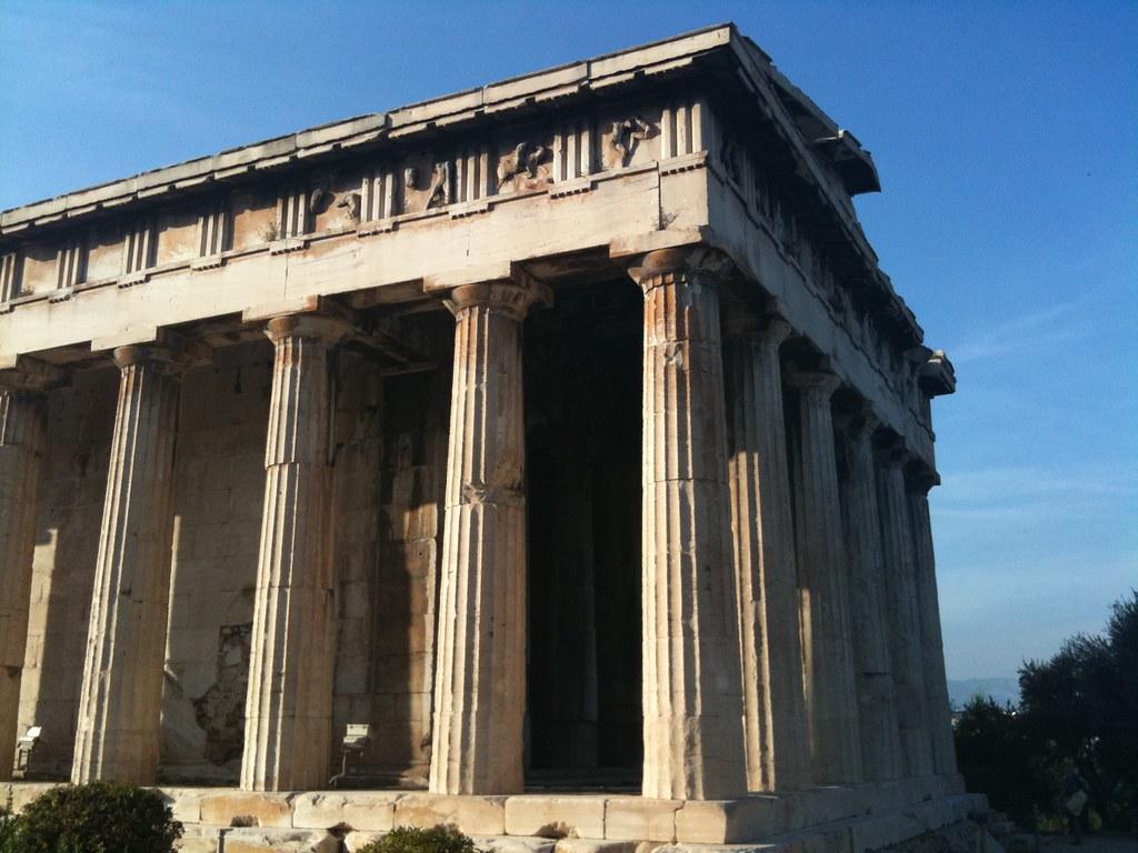 Temple of Athena Parthenos | aka 'The Parthenon' | Liv ...
