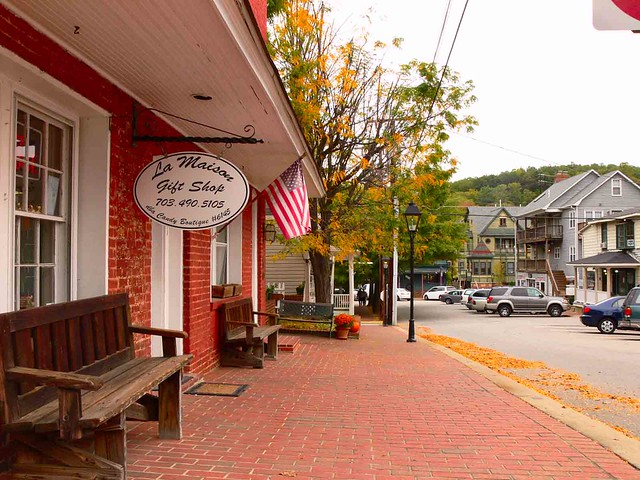 Fall in Occoquan