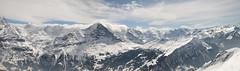 Nejslavnější stěnou Alp je severní stěna Eigeru. Spolu se čtyřtisícovkami Mönch a Jungfrau jsou tyto hory přezdívány Svatou trojicí Bernských Alp.
