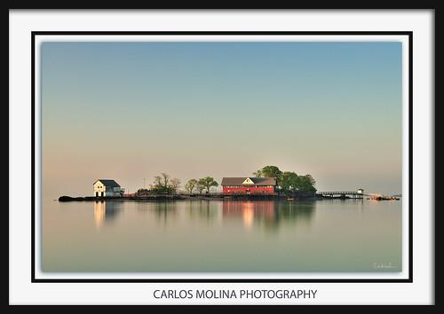 sunrise peaceful serenity newrochelle 70200mmf28 fiveislandspark carlosmolina bw106nd nikond3x carlosmolinaphotography singhraycolorcombo