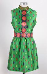 Vintage Emilio Burghese Dress