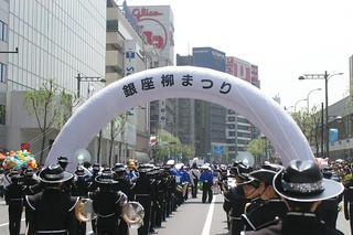 銀座柳まつり   by michiro