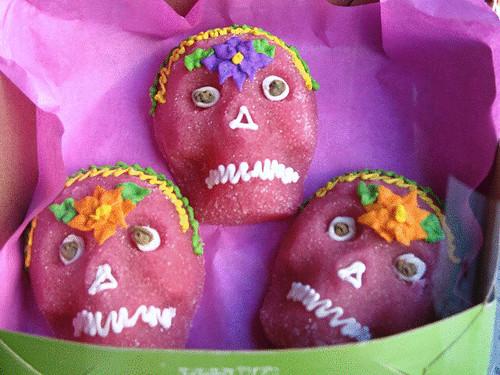 Mexico - Calaveras de dulce