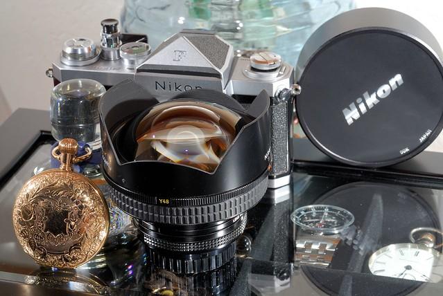 nikkor 15mm in proper company