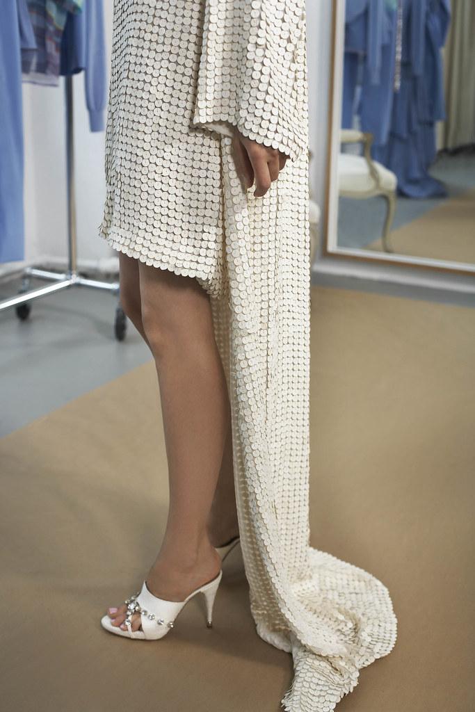 Alaskan salmon leather dress   New York fashion designer Isa…   Flickr
