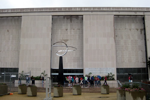 Washington DC: National Museum of American History | by wallyg