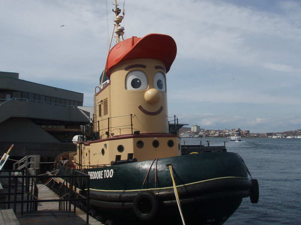 Image result for happy tugboat