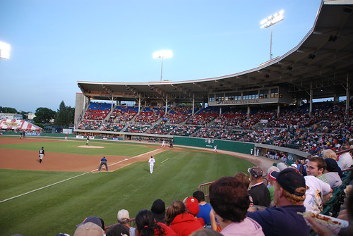 McCoy Stadium | by BenSpark