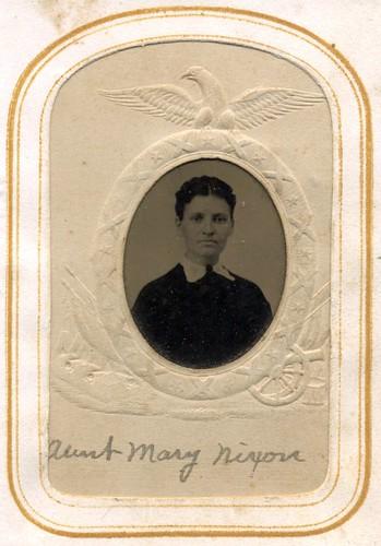 Aunt Mary Nixon