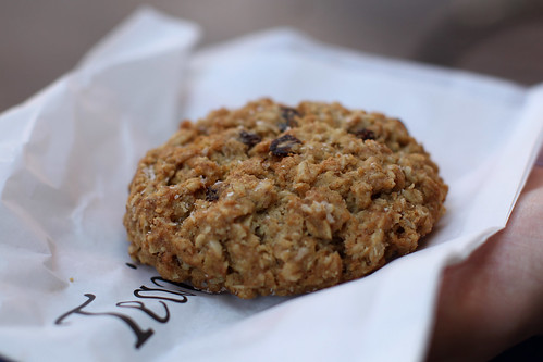 Teaism Salty Oat Cookie | by Mr.TinDC