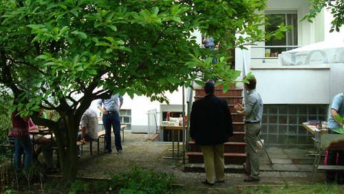 Der Garten Des Hamburger Wingolf Schüler Union Hamburg Flickr