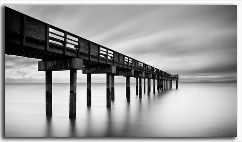 ocean sanfrancisco california longexposure bridge sea bw reflection beach water clouds sunrise canon historic bayarea ndfilter candlestickpoint 2470mmf28l 10stopndfilter mshaw silverefexpro 5dmark2 canoneos5dmarkll bigstopper