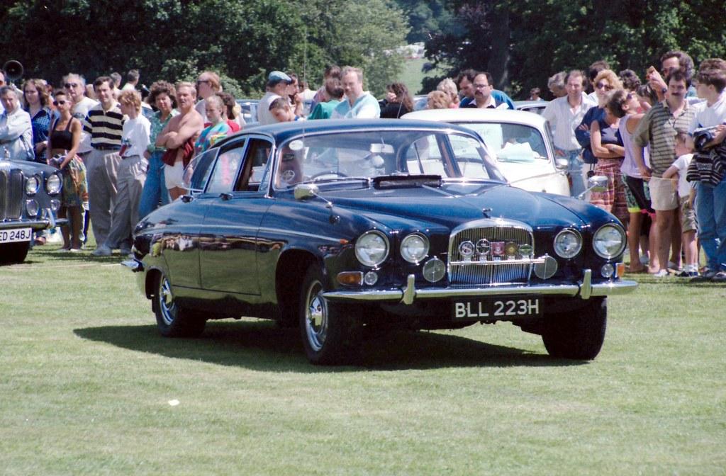 Jaguar 420G | Jaguar 420G - about 1970? | Russell's Photos ...