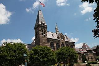 Gallaudet Chapel Hall | by Mr.TinDC