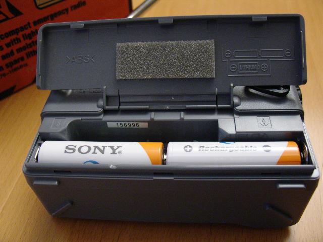 Sony ICF-B50 Emergency Radio | 王磊爱 | Flickr
