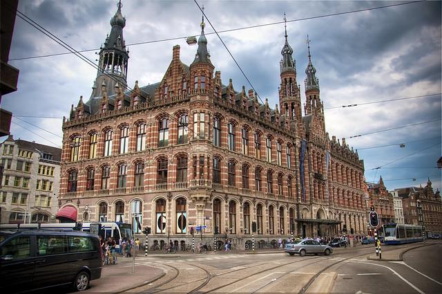 Shopping Center in Amsterdam