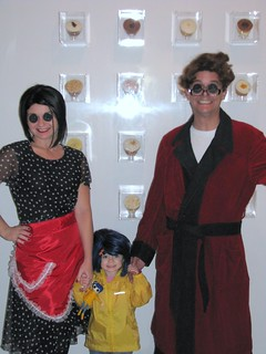Tim Burton's Coraline Halloween 2009