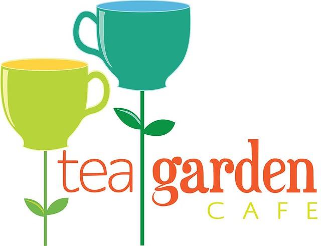 Tea Garden Cafe Logo Design Identity Design Project For A Flickr