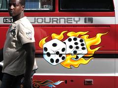 flaming dice | by nicholaslaughlin