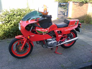 Ducati Mike Hailwood Replica | by Roland Tritsch