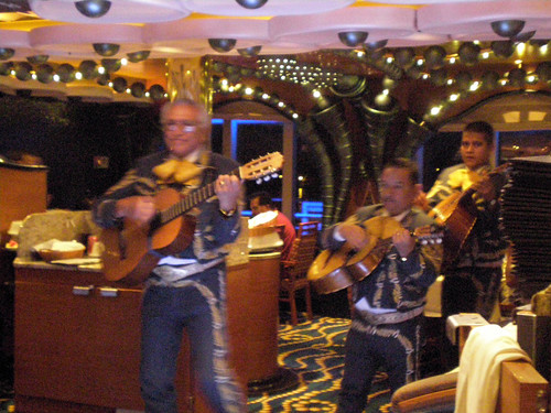 Puerto Vallarta Mariachi Band, Black Pearl Dining Room (Carnival Splendor) | by Miss Shari