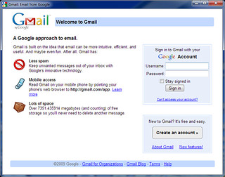 Gmail Prism | by Titanas