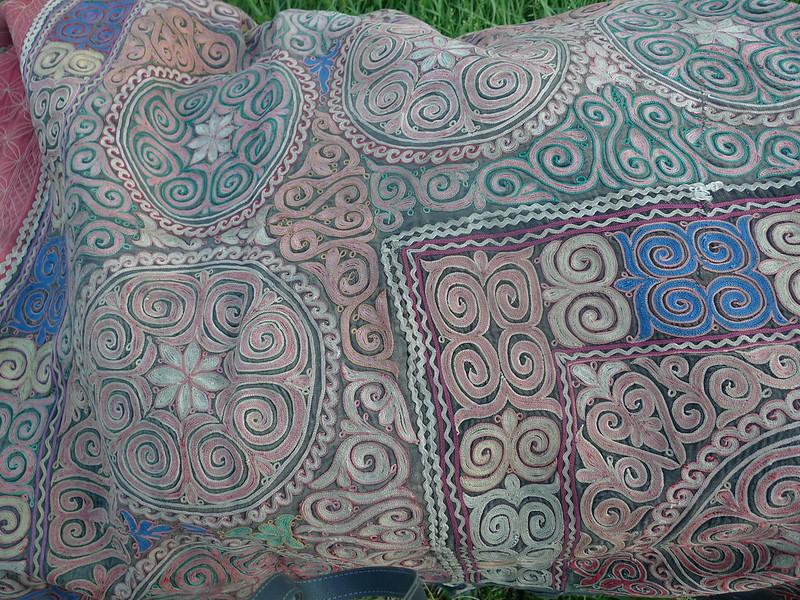 Kazakh Fabric 1