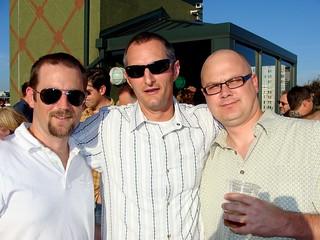 Jason, Kent & Blu