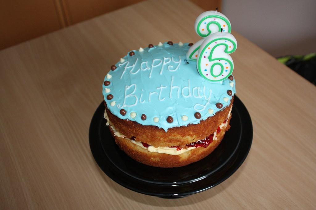 My 26th Birthday Cake